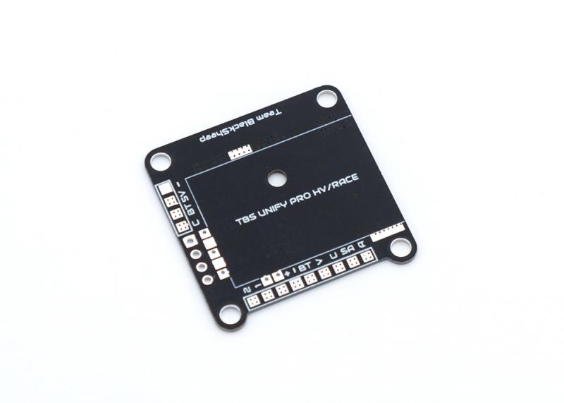 TBS UNIFY HV / FRSKY RX MOUNTING BOARD - SNHE