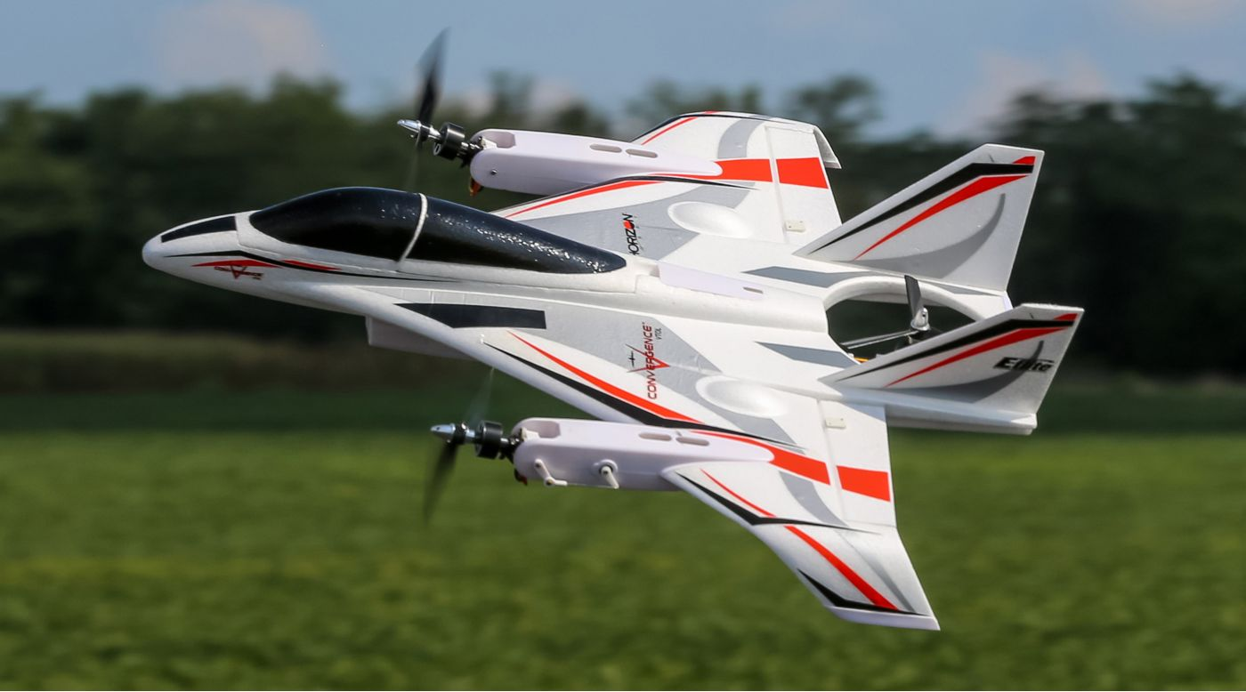 E-flite Convergence� VTOL PNP, 650mm - <font color=&quot;red&quot;><b>PREORDER</b></font> - SNHE