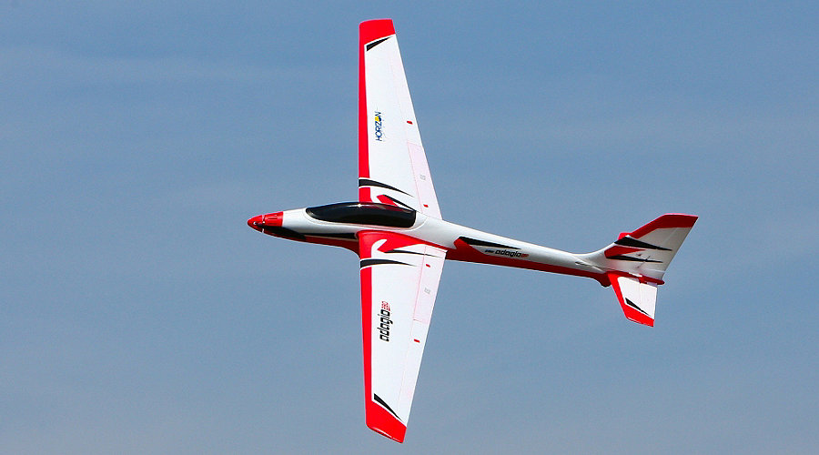 E-flite Adagio� 280 BNF Basic with AS3X� Technology - SNHE