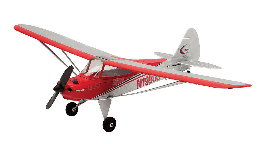 E-flite UMX Carbon Cub SS BNF with AS3X Technology - SNHE