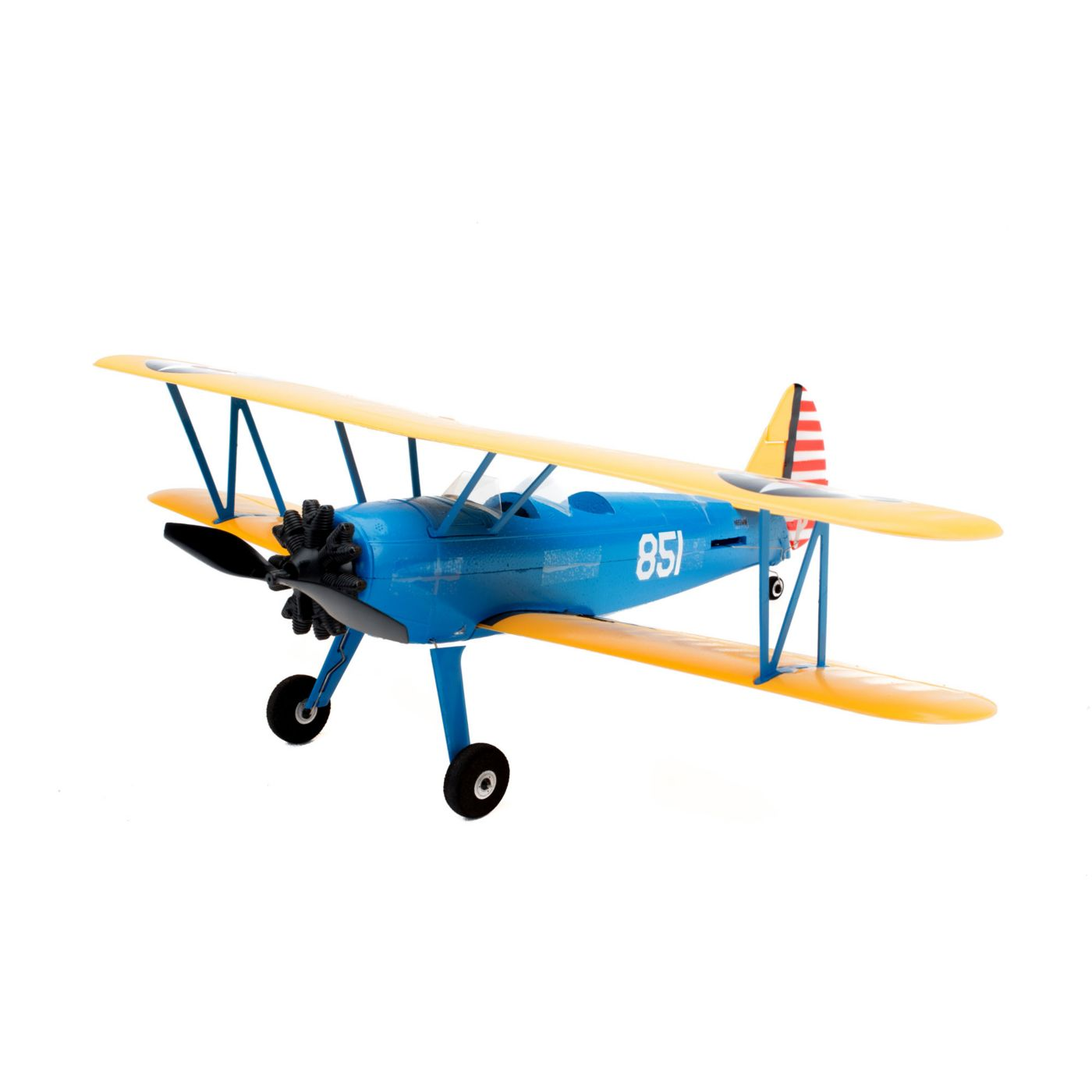 E-flite UMX� PT-17 BNF with AS3X� Technology - SNHE