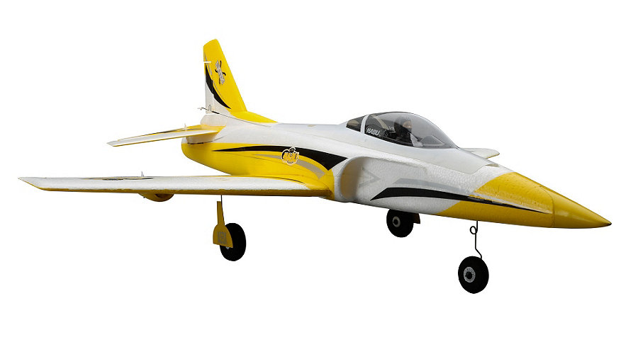 E-flite UMX Habu 180 DF BNF Basic with AS3X Technology - SNHE