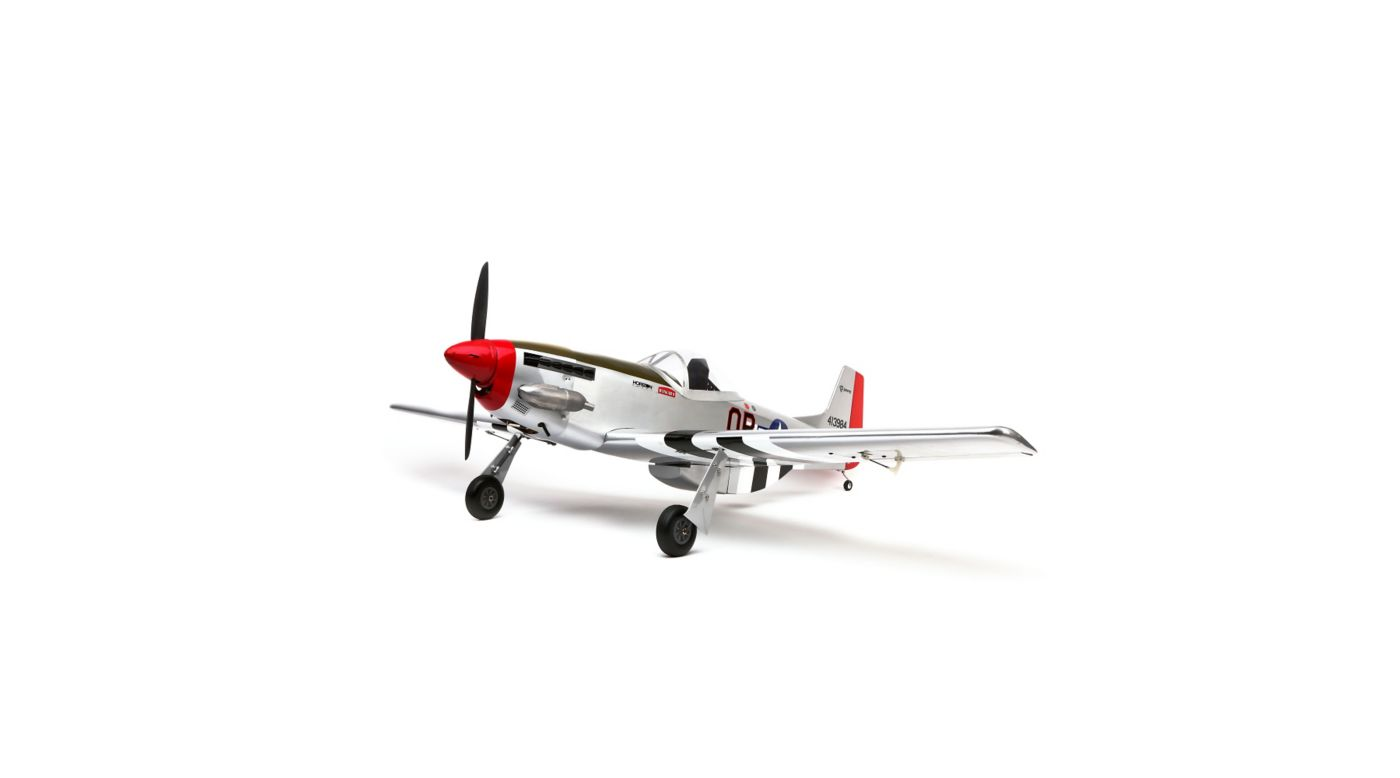 Hangar 9 P-51 Mustang S 8cc BNF Gas Trainer - SNHE
