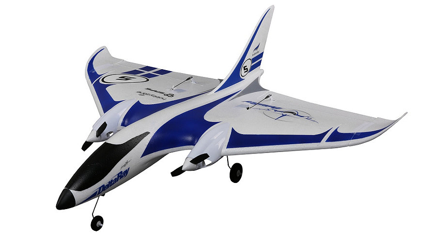 HobbyZone Delta Ray RTF with SAFE Technology - SNHE
