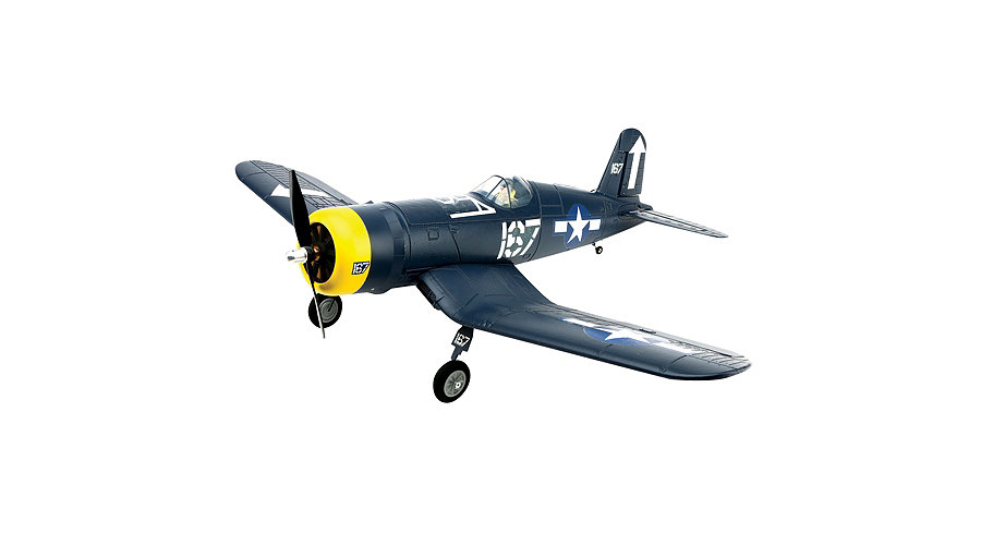 HobbyZone F4U Corsair S BNF with SAFE� Technology - SNHE