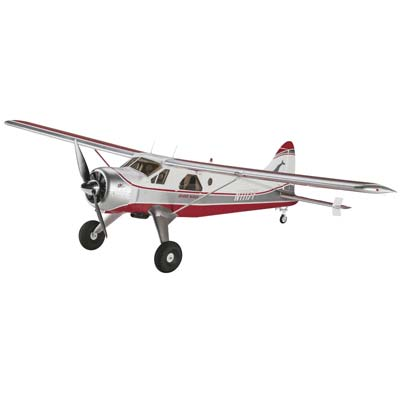 "Flyzone Island Wings DHC-2 Beaver Rx-R 59.5"" - SNHE"