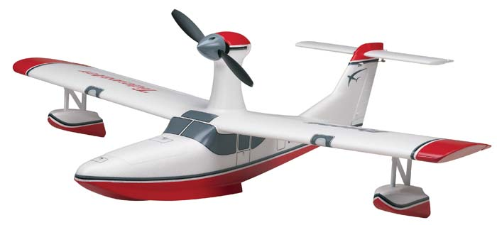 Flyzone Tidewater Seaplane EP Tx-R - SNHE