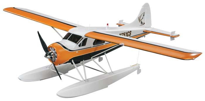 Flyzone DHC-2 Beaver Select Scale Tx-R - SNHE