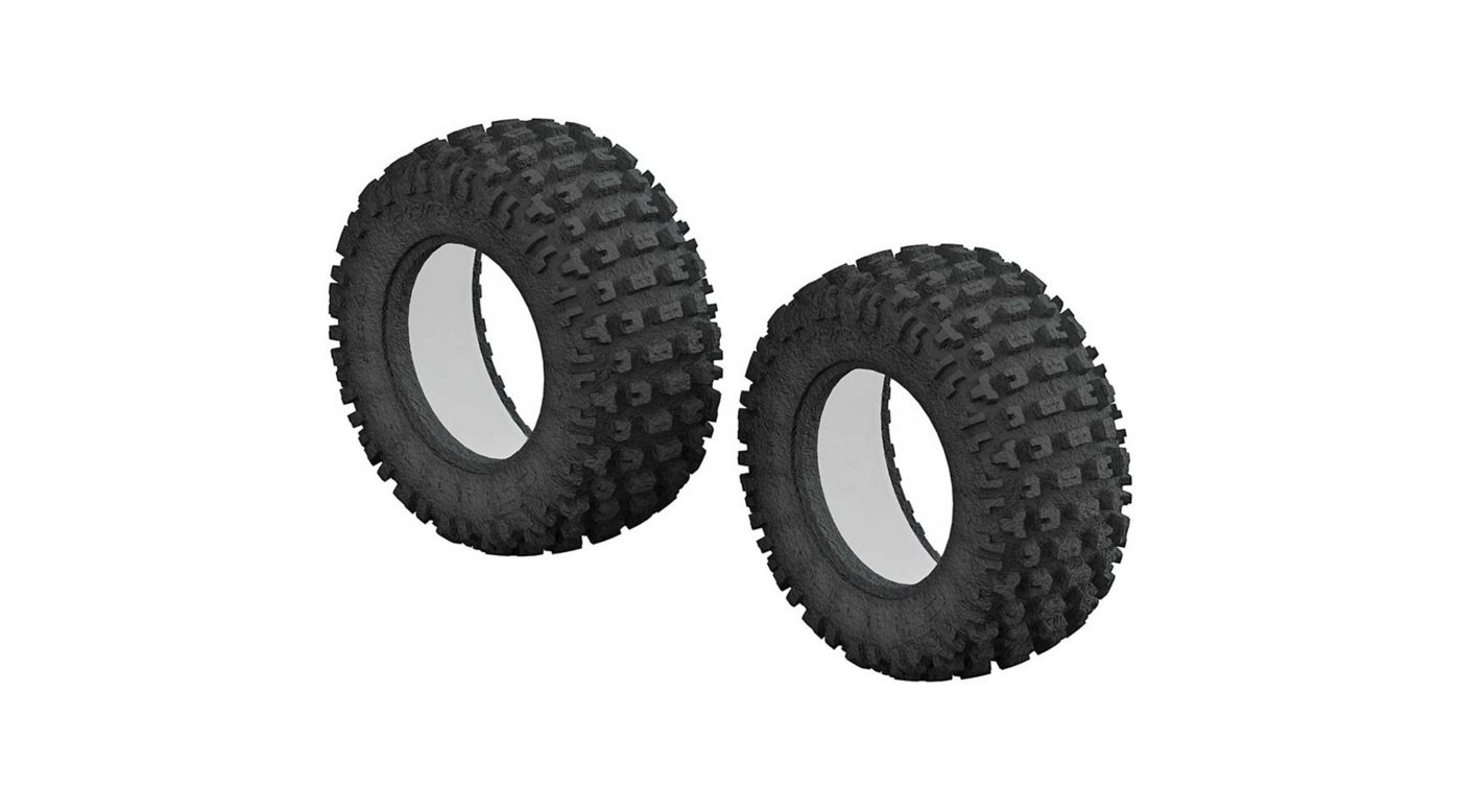 ARRMA dBoots Fortress Short Course Tire 3.0 2.2 Foam Insert (2)