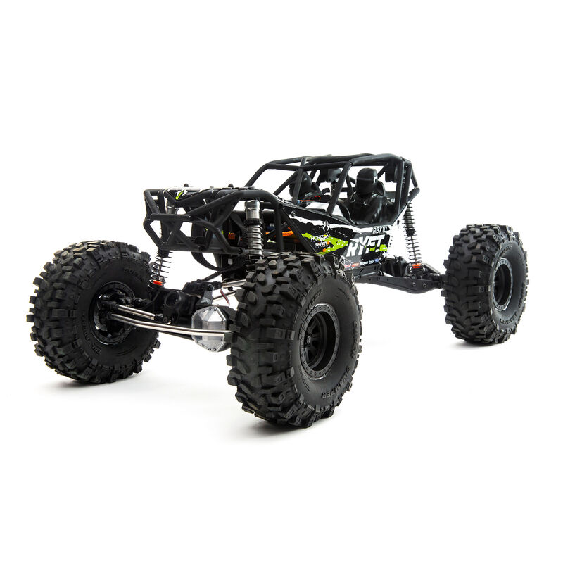 AXIAL RACING 1/10 RBX10 Ryft 4WD Brushless Rock Bouncer RTR, Black