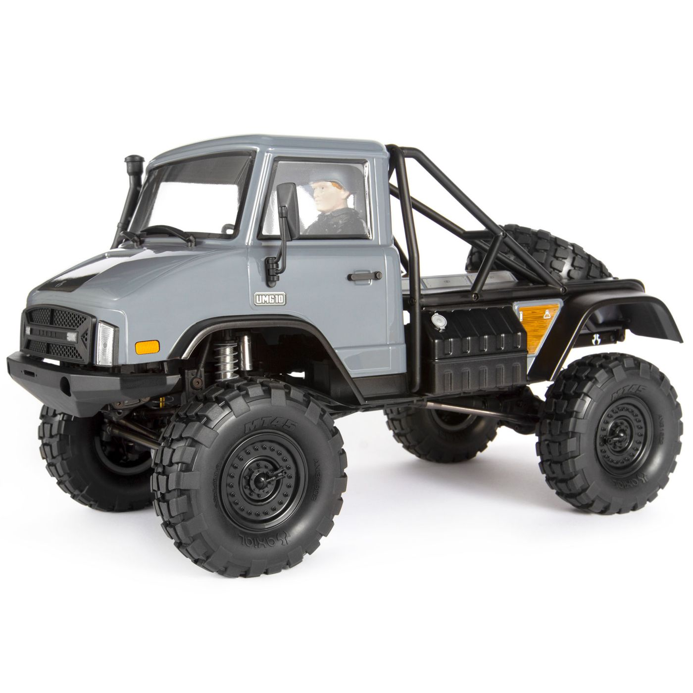 Axial Racing 1/10 SCX10 II UMG10 4WD Rock Crawler Kit