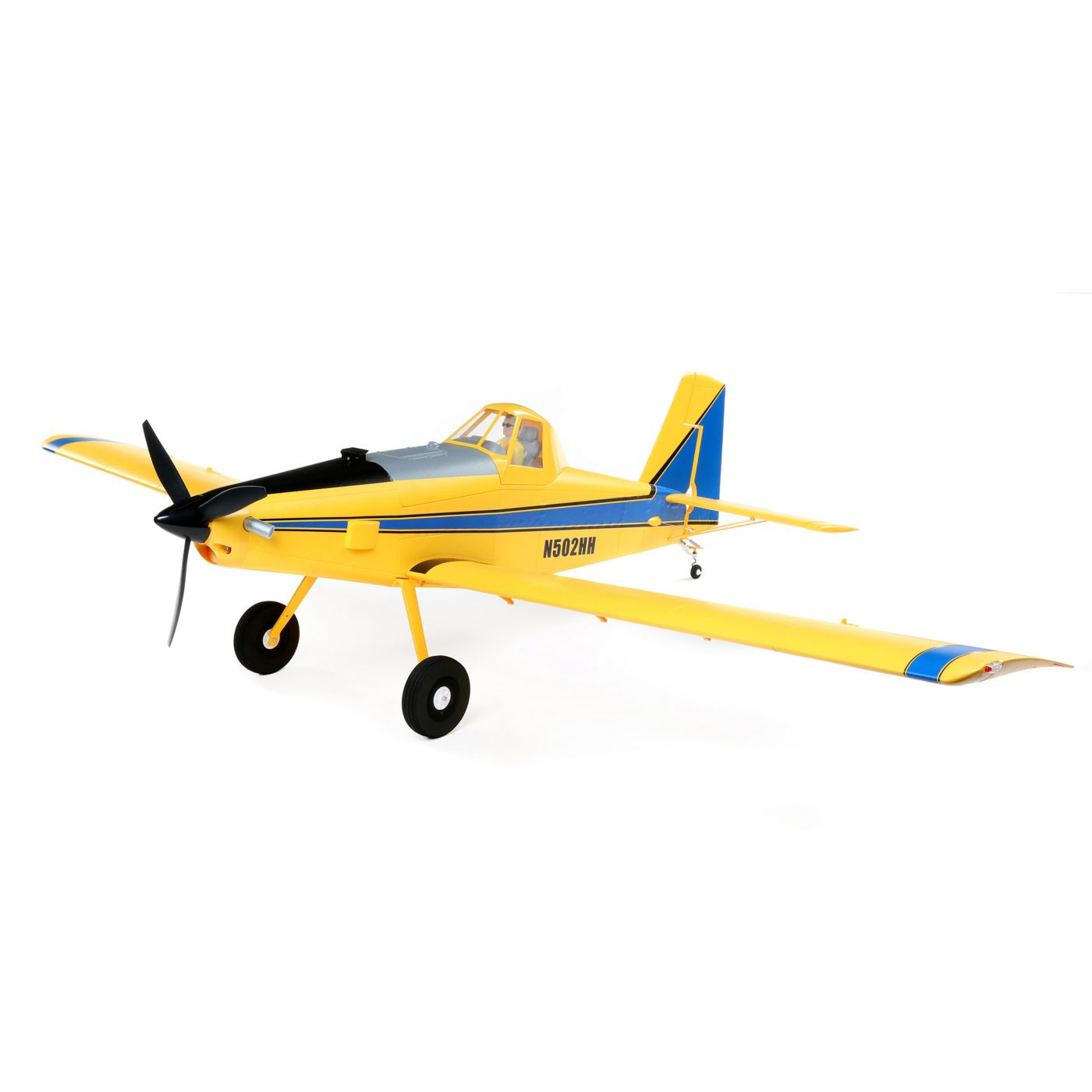 E-flite Air Tractor 1.5m BNF Basic with AS3X & SAFE Select