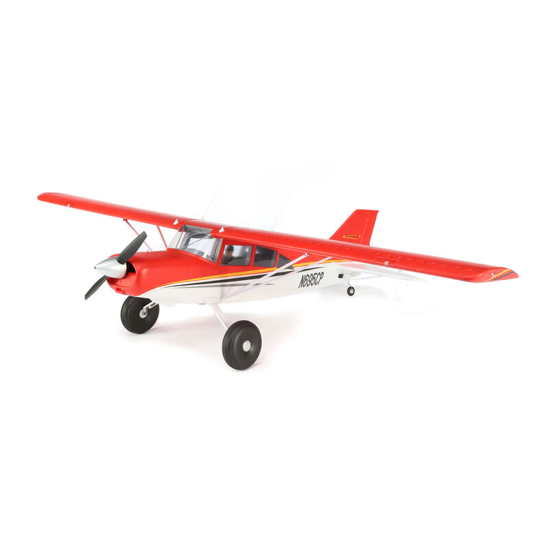 E-flite Maule M-7 1.5m BNF Basic with AS3X and SAFE Select, includes Floats