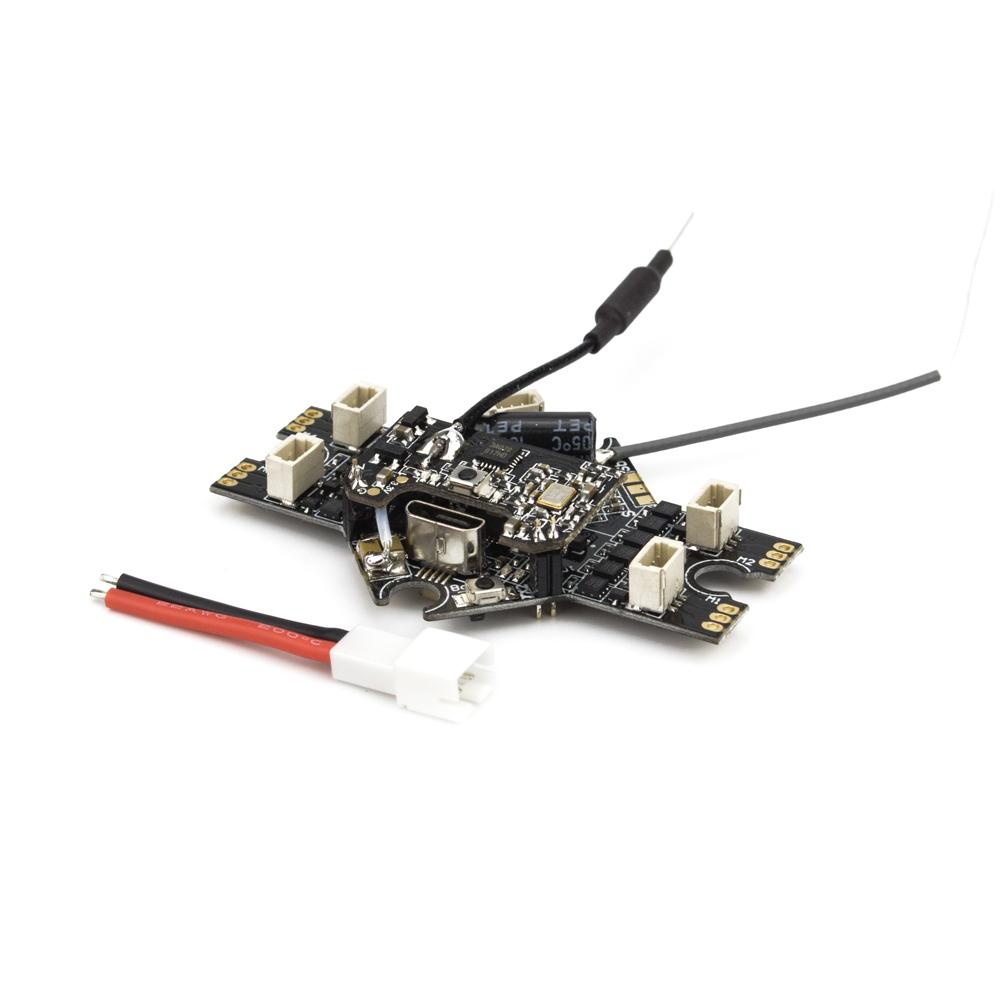 EMAX All-In-One FC-ESC-VTX F4 5A 25-100-200mw AIO Main Board for Tinyhawk II